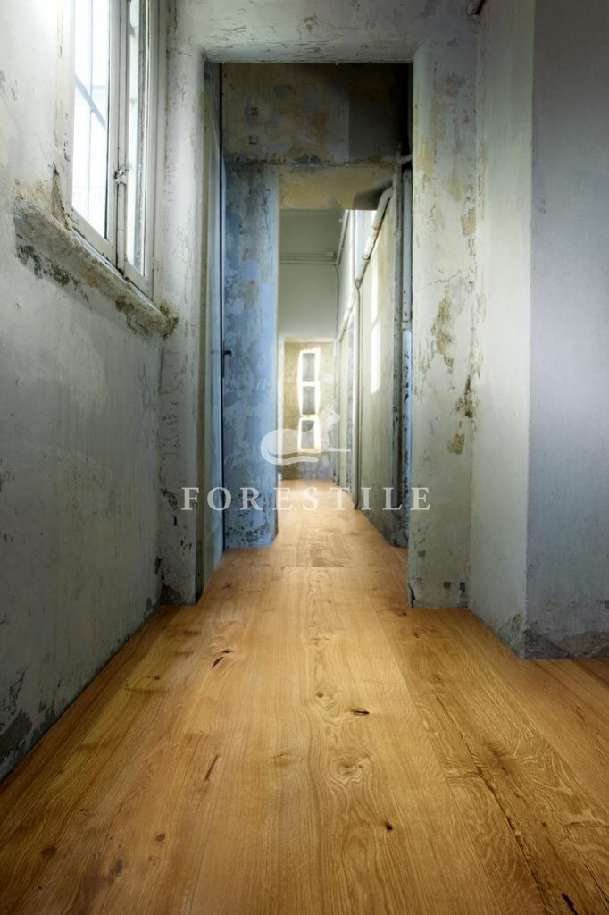 Stylowa podłoga drewniana Citta della Pieve Quattrocento Italiano z kolekcji Talier Listone Giordano