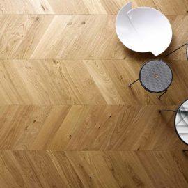 Modne podłogi drewniane - jodełka francuska i jodełka węgierska