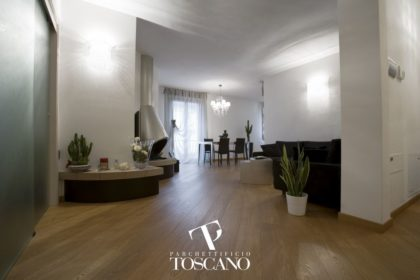Dąb Unica Naturale Toscano deski podłogowe podłogi drewniane Forestile