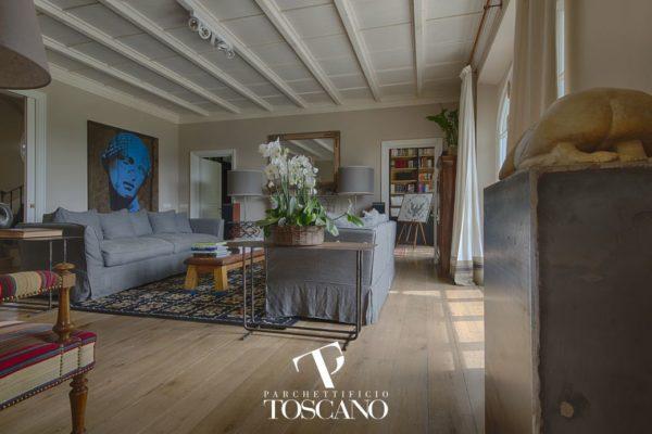 Dąb Antica Quercia Ecru Toscano deski podłogowe podłogi drewniane Forestile