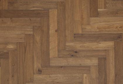 Parkiet drewniany jodełka klasyczna Firenze Atelier Traccia