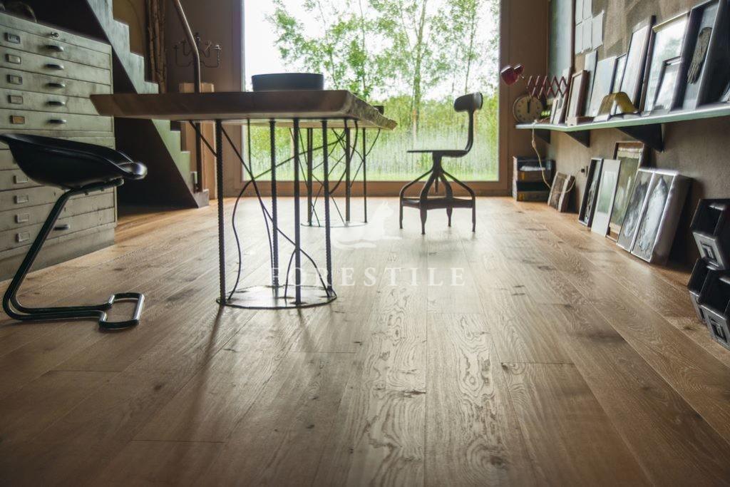 Heritage traccia Fiesole - parkiet drewniany naogrzewanie podłogowe - Forestile