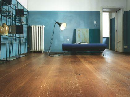 Szerokie deski podłogowe CITTA DELLA PIEVE - włoski producent Listone Giordano
