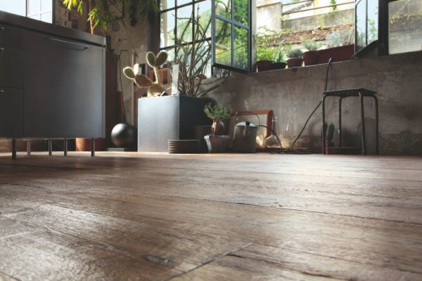 Reserve mareggiata Genova Forestile podłogi drewniane