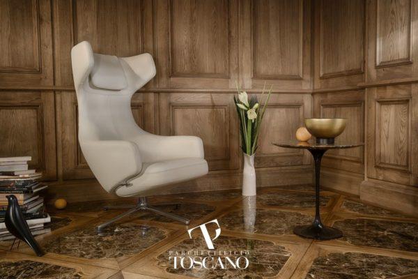 Ghiberti Model Toscano podłogi drewniane Forestile