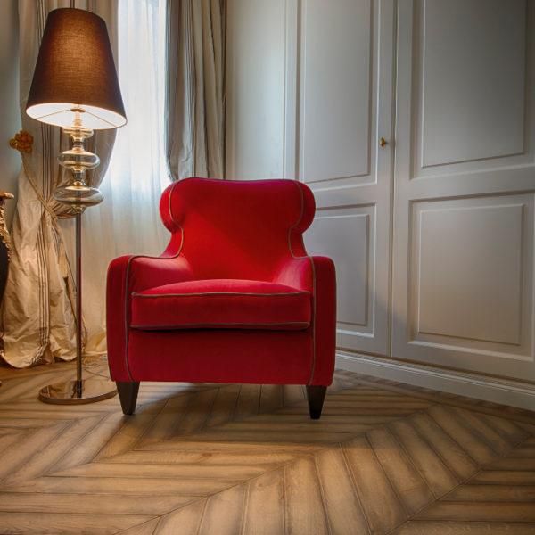 Quercia English Style Brown Naturalizzante Toscano deski podłogowe podłogi drewniane Forestile