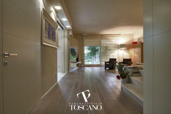 Quercia Old Deck Style Toscano deski podłogowe podłogi drewniane Forestile
