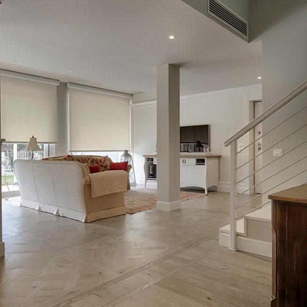 Quercia Versailles Beige Naturalizzante Toscano deski podłogowe Forestile podłogi drewniane