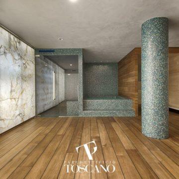 Teak Premier Nautica Toscano deski podłogowe podłogi drewniane Forestile