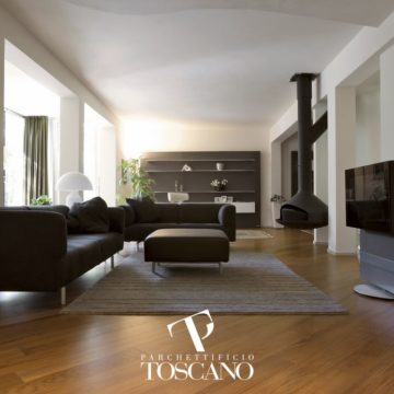 Teak Premier Toscano deski podłogowe Forestile podłogi drewniane