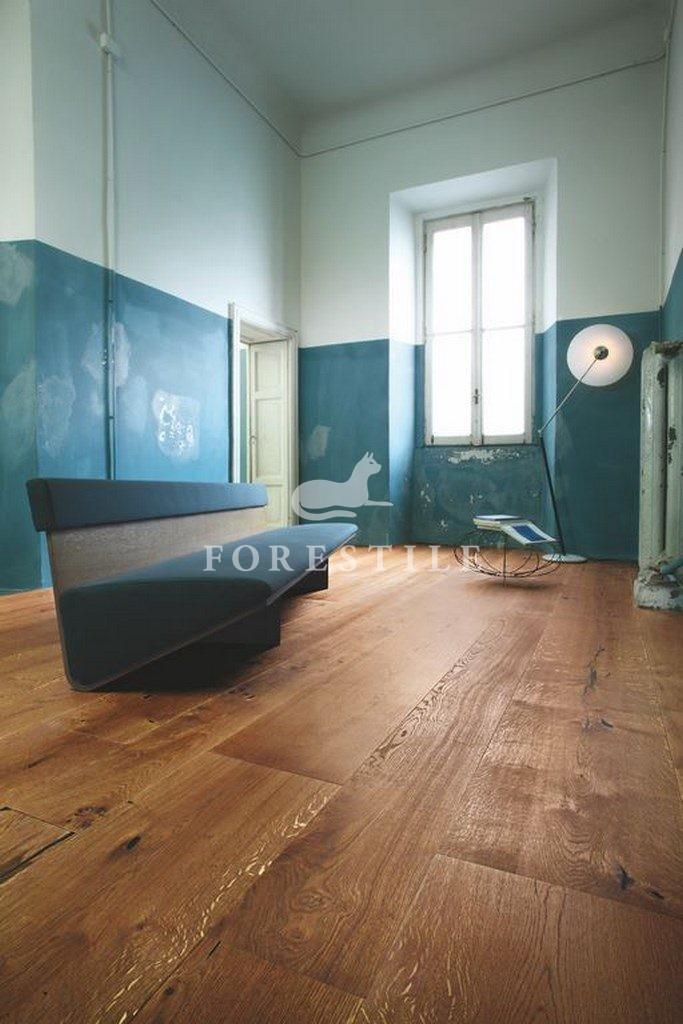 Dąb Citta della Pieve Quattrocento Italiano - stylowa podłoga drewniana - Forestile