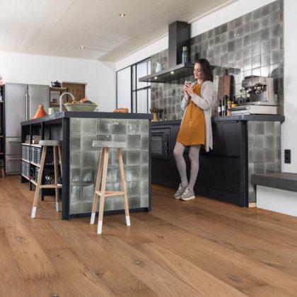Earth & Fire Upano - Solidfloor - deska podłogowa - Forestile