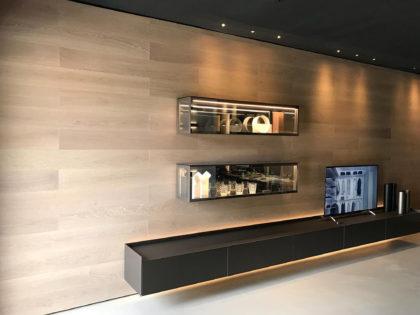 CASHMERE deski podłogowe doskonałe również na ścianę. Forestile