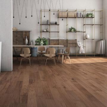 Dębowe deski podłogowe FIESOLE ciepła, naturalna tonacja od Listone Giordano