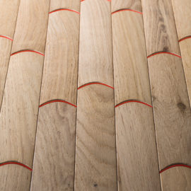 Biscuit N05 small Civita - podłogi drewniane - Forestile