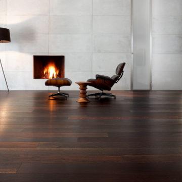 Deski podłogowe WENGE idealne na ogrzewanie podłogowe