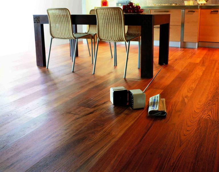 Classica Teak Listone Giordano podłogi drewniane