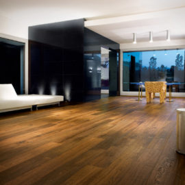 Stylowa podłoga drewniana FIRENZE pobudza zmysły.
