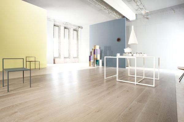 Michelangelo Cashmere deski podłogowe - 100% made in Italy