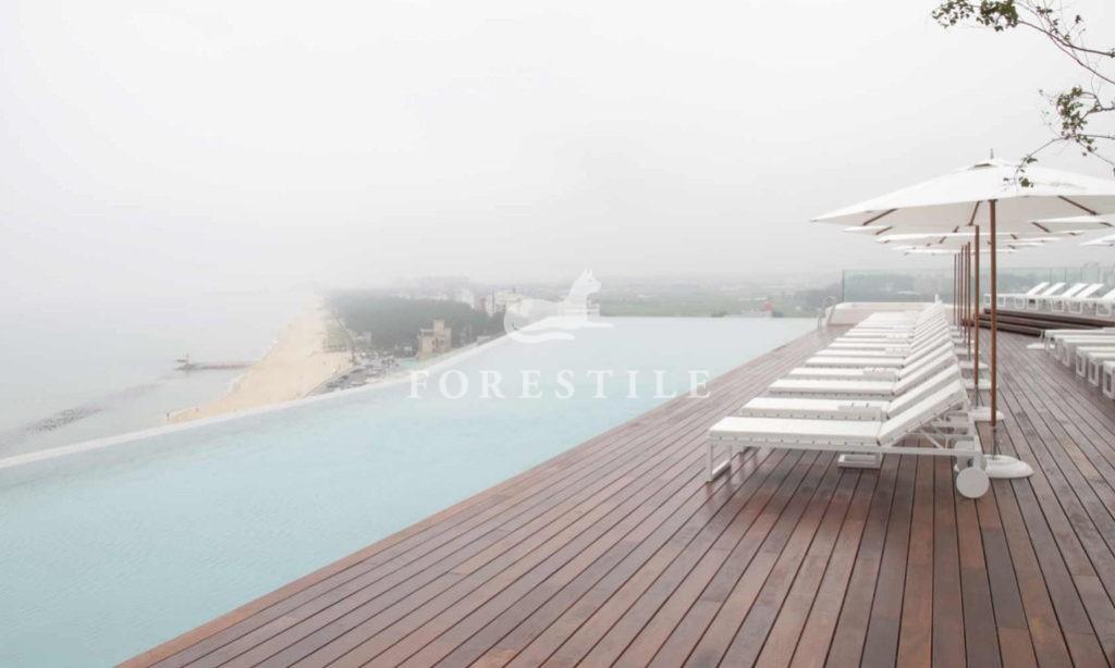 Ipe 90, Brazylia Listone Giordano - deski tarasowe - Forestile