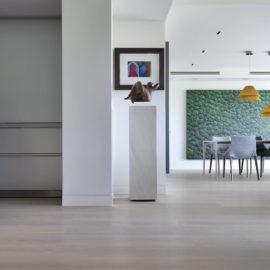 Wyjątkowa podłoga dębowa bielona OSTUNI - propozycja marki Listone Giordano