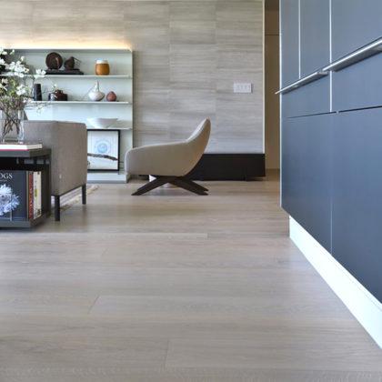 Podłoga doskonała na ogrzewanie podłogowe OSTUNI od Listone Giordano