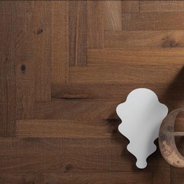 Parkiet drewniany jodełka klasyczna Siena Atelier filo di lama