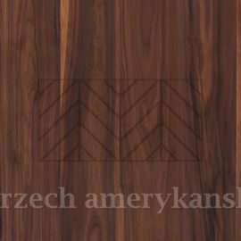 Orzech Amerykański jodełka francuska pod kątem 45 st. i 60 st.