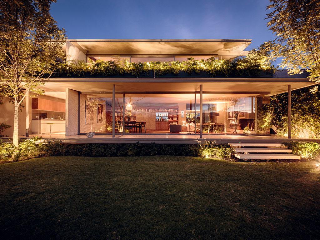 Casa Caucaso - dom architekta José Juana Rivera Río / JJRR ARQUITECTURA