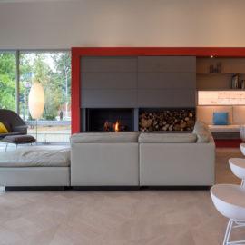Ekskluzywna podłoga drewniana SLIDE zaprojektowana przez Daniele Lago dla Listone Giordano.