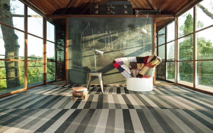 Parkiet drewniany Vibrazioni - Zdrowa podłoga - jak wybrać parkiet dla alergika ?