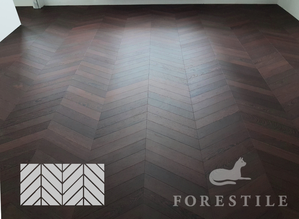 Modne podłogi drewniane – jodełka francuska ijodełka węgierska