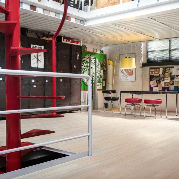 Deski podłogowe FABRIQUE zaprojektowane przez Marca Sadlera dla Listone Giordano.