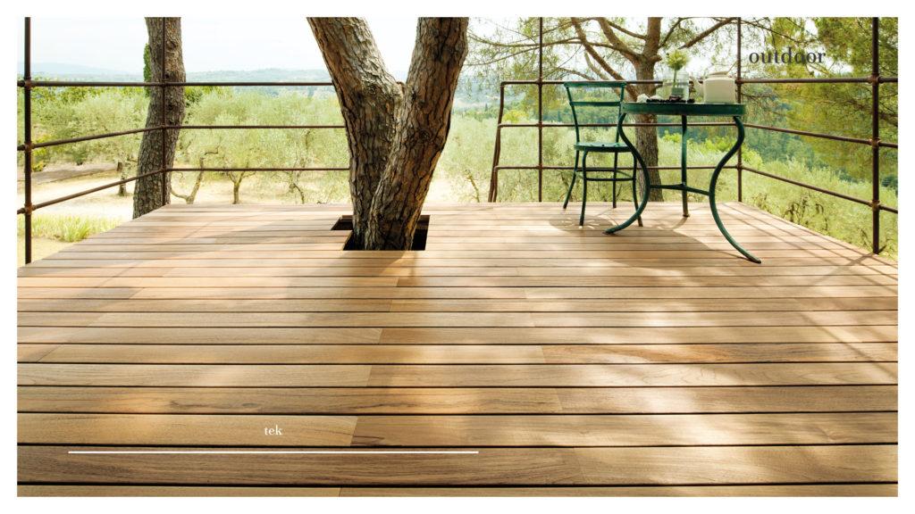 Decking - tarasy - ekologiczny design