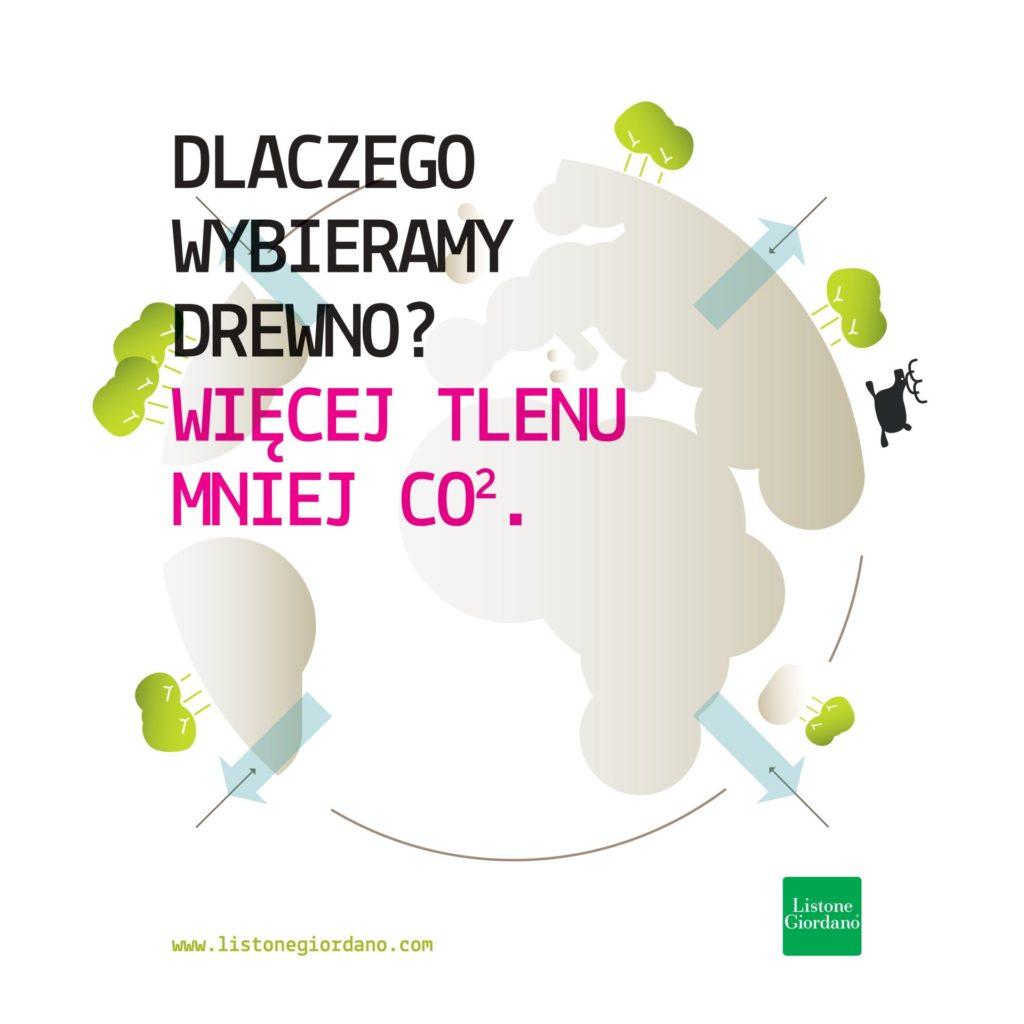 Ekologiczny design - Listone Giordano