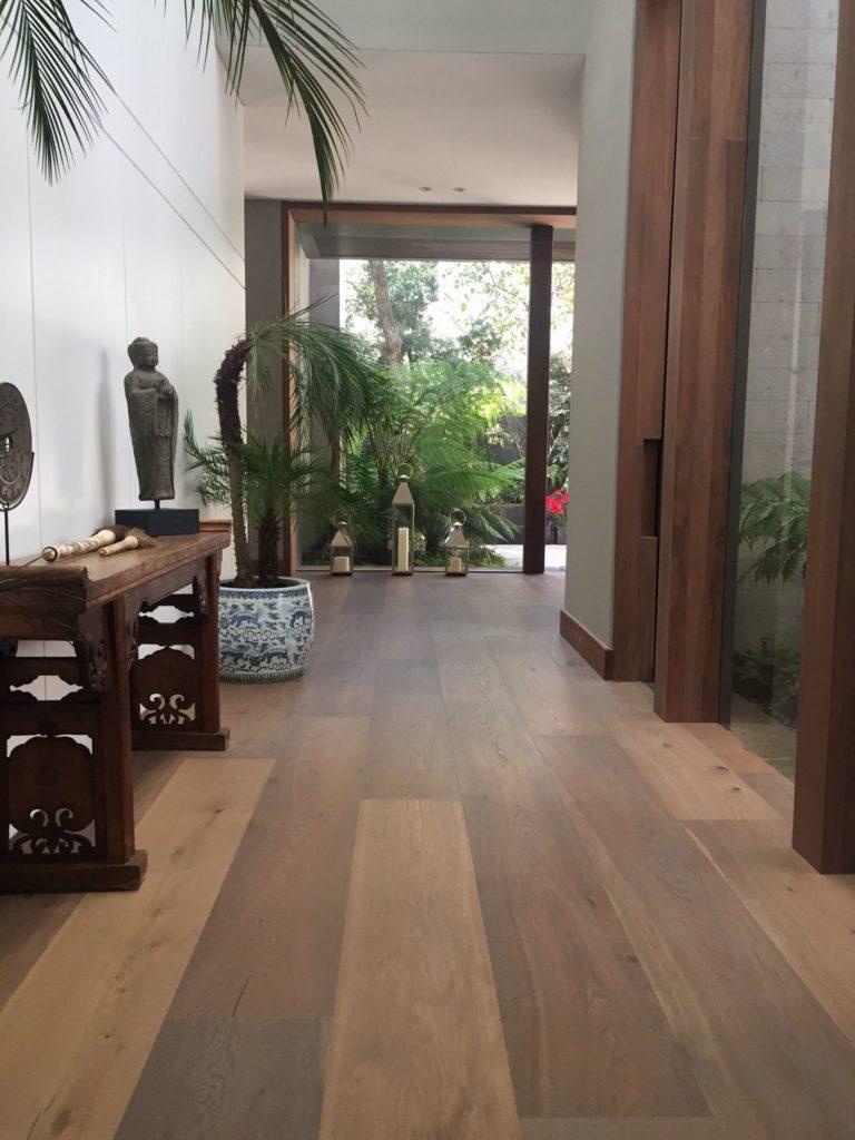 Parkiet drewniany Siena - ekologiczny design