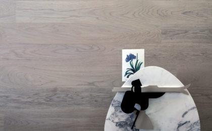 GRIGIO DOLOMITE parkiet drewniany. Szarość inspirowany naturą