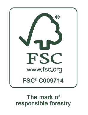 Ogrzewanie podłogowe azdrowie - certyfikat FSC