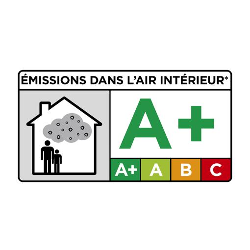 Ogrzewanie podłogowe azdrowie - Francuski certyfikat A+
