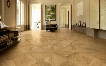 Kasetony drewniane FONTENAY - wzory pałacowe z kolekcji Forestile