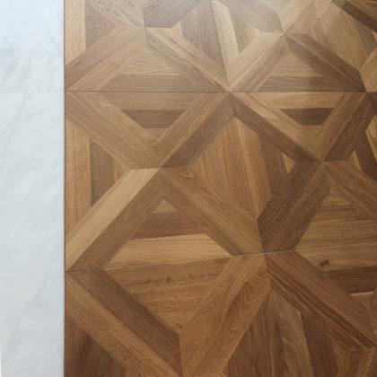 Kasetony podłogowe FONTENAY - wzory pałacowe z kolekcji Forestile