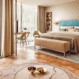 Kasetony drewniane HEKSAGON z kolekcji Atelier Deco -wzory pałacowe