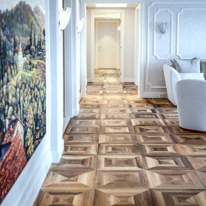 Kasetony drewniane PONIGNY z kolekcji Atelier Deco